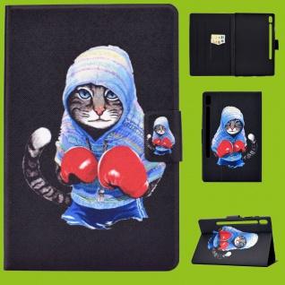 Für Lenovo Tab M10 Plus 10.3 Zoll X606F Motiv 51 Tasche Kunst Leder Hülle Etuis