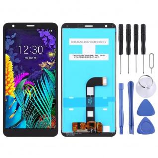 Für LG K30 2019 Display LCD Einheit Touch Reparatur Schwarz Ersatz Teil