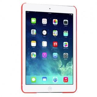 Hardcase Glossy Pink für Apple iPad Air Case Cover Hülle Schale Etui + Folie - Vorschau 3