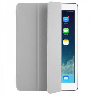 Smart Cover Grau für Apple iPad Air 2 Hülle Case Tasche Schutz Etui Zubehör Neu