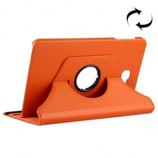Schutzhülle 360 Grad Orange Tasche für Samsung Galaxy Tab A 10.1 T580 / T585 Neu