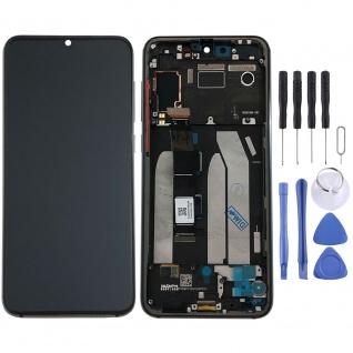 Für Xiaomi Mi 9 SE Display Full LCD Touch Screen mit Rahmen Reparatur Schwarz