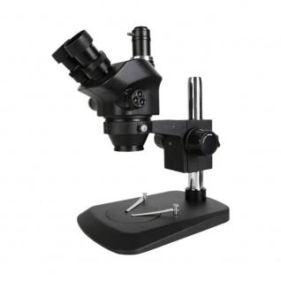 Kaisi 37050 Zoom Binocular Microscope LED Licht Werkstatt Zubehör Vergrößerung