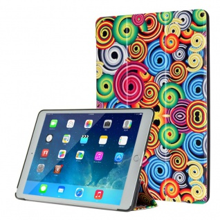 Smartcover Muster 31 Cover Tasche für Apple iPad Pro 9.7 Zoll Hülle Etui Case