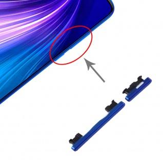 Für Xiaomi Redmi Note 8 Sidekeys Seitentasten Blau Ersatzteil Zubehör Reparatur - Vorschau 4