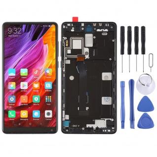 Für Xiaomi Mi MIX 2 Reparatur Display LCD Komplett Einheit mit Rahmen Schwarz