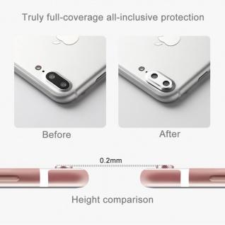 Kameraschutz für Apple iPhone 7 Plus Kamera Schutz Kameraring Protector Pink - Vorschau 4