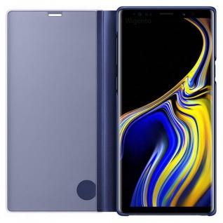 Samsung Tasche Clear View EF-ZN960CLEGWW für Galaxy Note 9 N960 Hülle Cover Blau - Vorschau 5