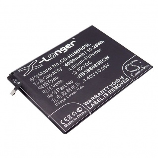Akku Batterie Battery für Huawei Ascend Mate 9 ersetzt HB396689ECW Ersatzakku