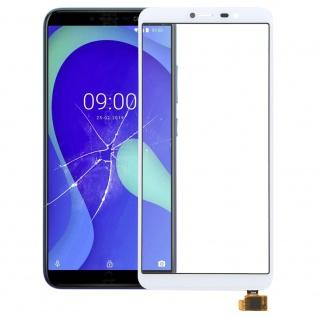 Display Touch Panel Digitizer Weiß für Wiko Y80 Ersatzteil Reparatur Werkzeug