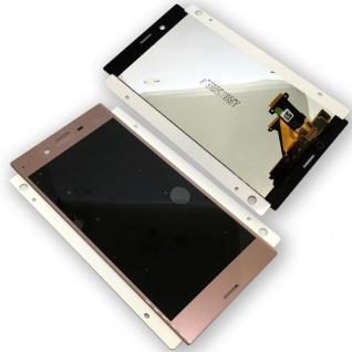 Sony Display LCD Komplett für Xperia XZ F8831 Pink Ersatzteil Reparatur Einheit