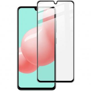 Für Samsung Galaxy A41 A415 2x 3D Display Full H9 Hart Glas Schwarz Folie Panzer