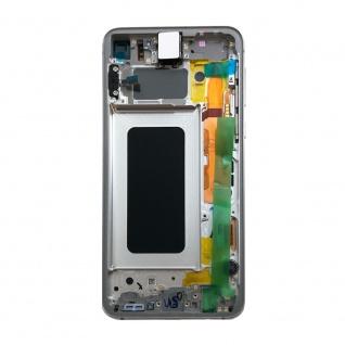 Samsung Display LCD Komplettset GH82-18852B Weiß für Galaxy S10e 5.8 Zoll G970F - Vorschau 3