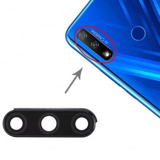 Camera Lens für Huawei Honor 9X Cam Schwarz Linse Ersatzteil Reparatur Zubehör