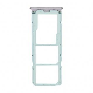 Für Xiaomi Mi A2 Lite / Redmi 6 Pro Karten Halter Sim Tray Schlitten Pink Neu - Vorschau 3