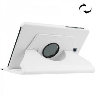 Schutzhülle 360 Grad Weiß Tasche für Samsung Galaxy Tab S2 8.0 SM T710 T715N Neu