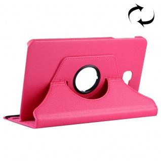 Schutzhülle 360 Grad Pink Tasche für Samsung Galaxy Tab A 10.1 T580 / T585 Case