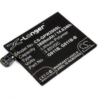 Akku Batterie Battery für Google Pixel 2 XL G011C ersetzt G011B Ersatzakku Accu