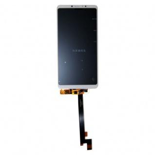 Für Xiaomi Mi MAX 3 Reparatur Full Display LCD Komplett Einheit Touch Weiß Neu - Vorschau 2