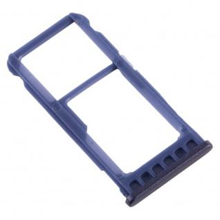 Für Nokia 5.1 Plus Simkarten Halter Card Tray Blau SD Card Ersatzteil Zubehör - Vorschau 3