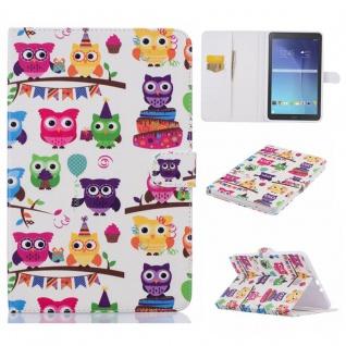 Schutzhülle Motiv 84 Tasche für Samsung Galaxy Tab E 9.6 T560 Hülle Case Cover