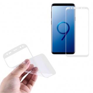 Display Schutz für Smartphones TPU Folien 2.5D 0, 26 3D / 4D 0, 3 mm H9 Hart Glas - Vorschau 5