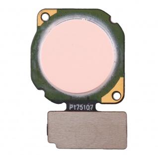 Für Huawei P20 Lite Fingerprint Sensor Pink Flex Kabel Ersatz Reparatur Zubehör