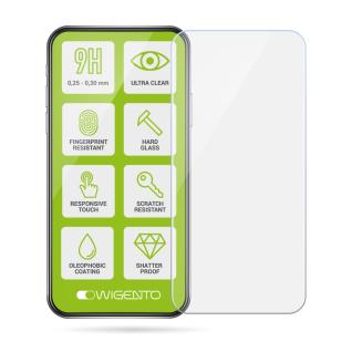 2.5D 0, 26 mm H9 Hartglas Schock Folie für Motorola Moto E5 Play Schutz Zubehör