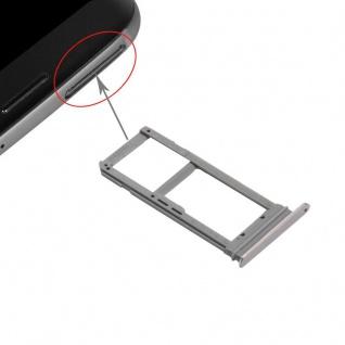 Für Samsung Galaxy S7 Edge G935 ersetzt GH98-38787F Simkarten Halter Tray Gold