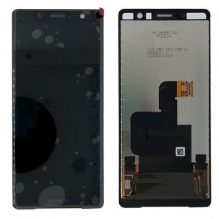 Sony Display LCD Komplett für Xperia XZ2 Compact H8314 Reparatur Schwarz Ersatz