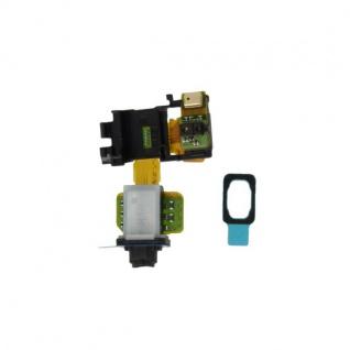 3, 5 mm Audio Anschluß + Dichtung für Reparatur Sony Xperia Z3 D6603 Ersatzteil