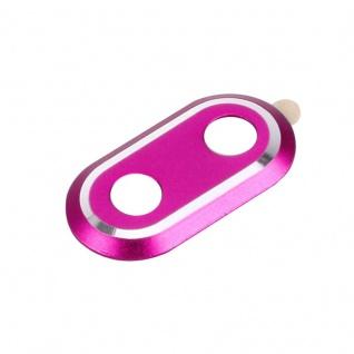 Kameraschutz für Apple iPhone 7 Plus Kamera Schutz Kameraring Protector Pink - Vorschau 2