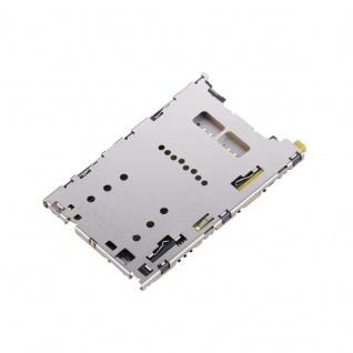 Ultra Karten Leser Card Reader für Sony Xperia Z5 / Z4 Reparatur Ersatzteil Neu