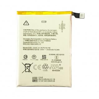Google Handy Akku für Pixel 3 XL 3430 mAh Batterie Ersatz Battery Zubehör