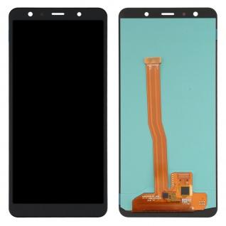 Für Samsung Galaxy A7 2018 OLED Display Einheit Touch Ersatzteil Schwarz Neu - Vorschau 2