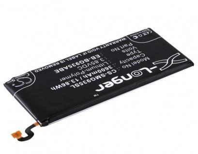Akku Batterie Battery F. Samsung Galaxy S7 Edge Sm-g935f Eb-bg935aba Eb-bg935abe - Vorschau 2