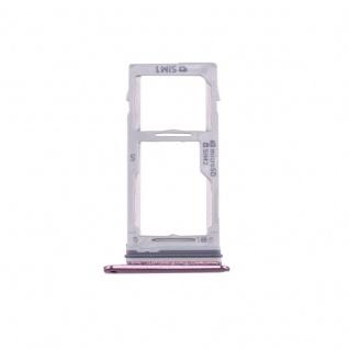 Für Samsung Galaxy S9 G960 / S9 Plus G965 Simkarten Halter Sim Tray SD Card Lila - Vorschau 2