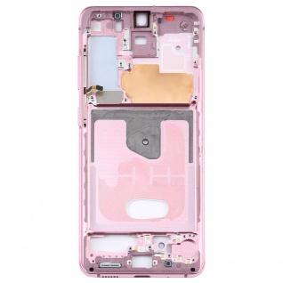 Mittelrahmen Samsung Galaxy S20 5G Pink Middle Frame Zubehör Ersatzteil - Vorschau 2