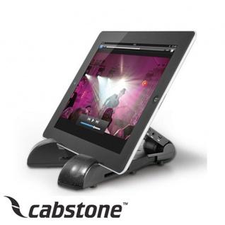 Business Tablet Halterung für Schreibtisch APPLE SAMSUNG Sound Bluetooth DOCK