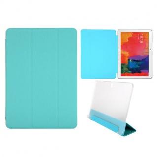Smartcover Blau für Samsung Galaxy Tab S 10.5 T800 Hülle Case Cover Zubehör