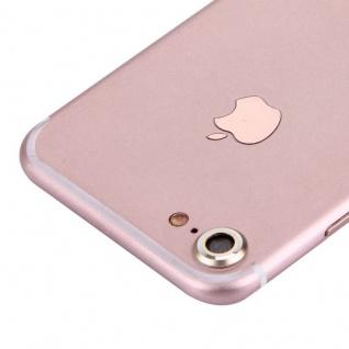 Kameraschutz für Apple iPhone 7 4, 7 Kamera Schutz Kameraring Cam Protector Gold