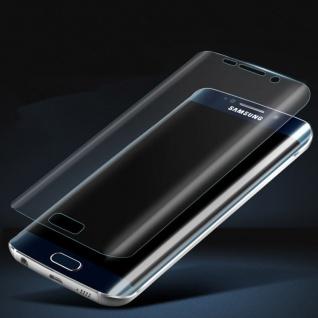 Hybrid TPU gebogene Panzerfolie Folie Schutz für Samsung Galaxy S7 Edge G935 F