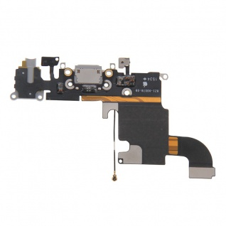 Apple iPhone 6S Dock Connector Antenne Audio Jack Flex Kabel Ladebuchse Mikrofon - Vorschau 2