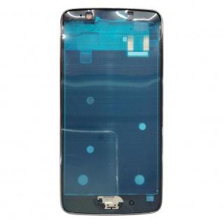 Gehäuse Rahmen Mittelrahmen Deckel für Motorola Moto G5 Grau Reparatur Neu - Vorschau 2