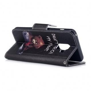 Tasche Wallet Premium Motiv 25 für Samsung Galaxy A8 2018 A530F Hülle Case Etui - Vorschau 2