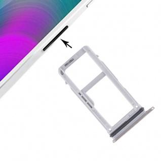Für Samsung Galaxy A3 A320F ersetzt GH98-40983B Simkarten Halter Tray Gold Neu
