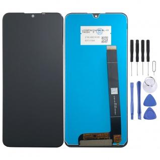 Für Wiko View 3 Pro Display Full LCD Einheit Touch Screen Reparatur Schwarz Neu