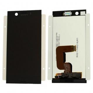 Sony Display LCD Komplett für Xperia XZ1 Dual G8342 Reparatur Schwarz Ersatzteil