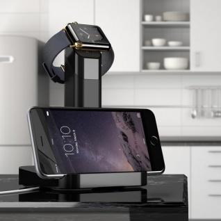 Griffin WatchStand für Apple Watch Dock Ständer Halterung Ladestation TimeStand