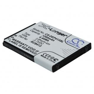 X-Longer Akku Batterie Battery für Doro Primo 413 Ersatzakku Accu Zubehör